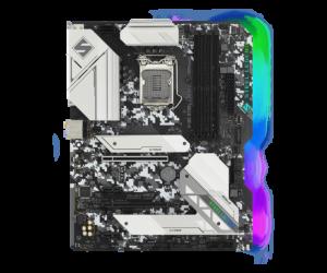 ASRock B460 Pro4 ATX LGA1200 Intel B460