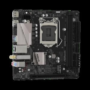 ASRock B460M-ITX/ac Mini ITX LGA1200 Intel B460
