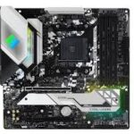 ASRock B550M Steel Legend Micro-ATX AM4 AMD B550
