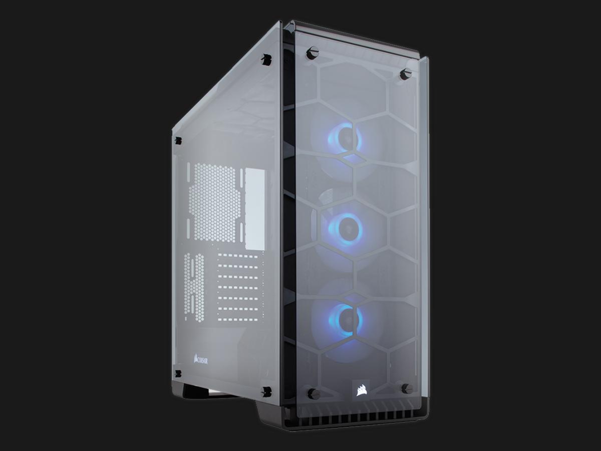 Corsair Crystal 570X RGB Black