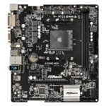 ASUS PRIME A320M-K Micro-ATX AM4 AMD A320