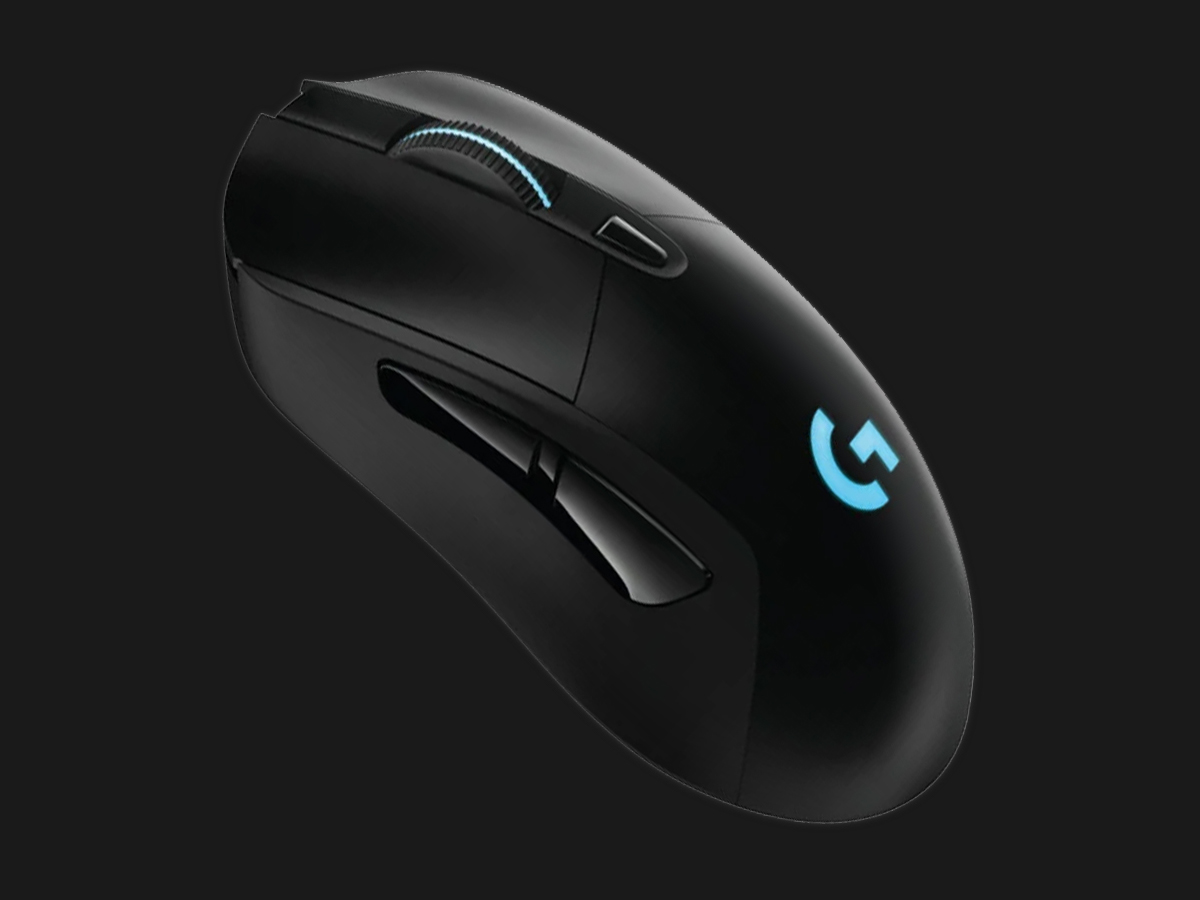Logitech Wireless Gaming Mouse G703