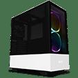 NZXT H series H510 Elite White
