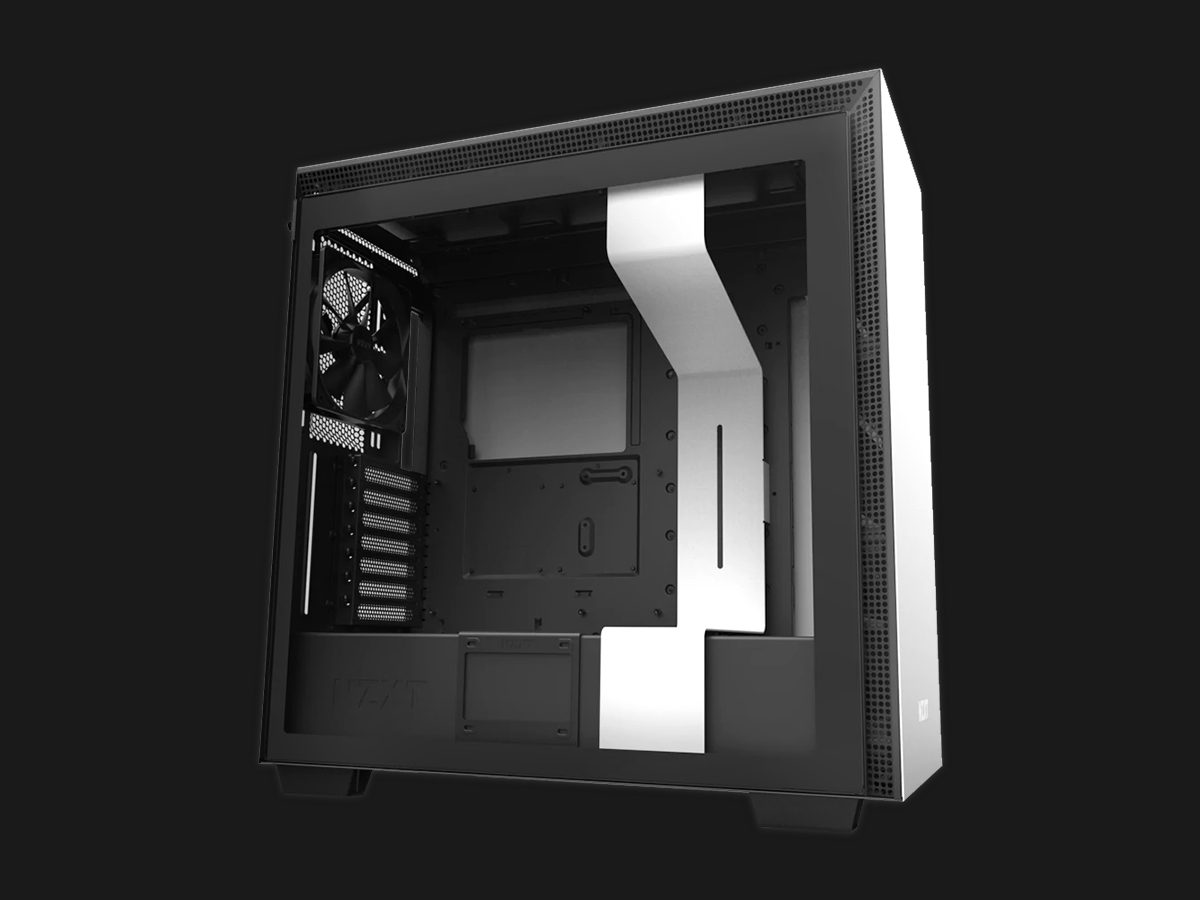 NZXT H series H710 hvid