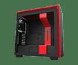 NZXT H710 Rød