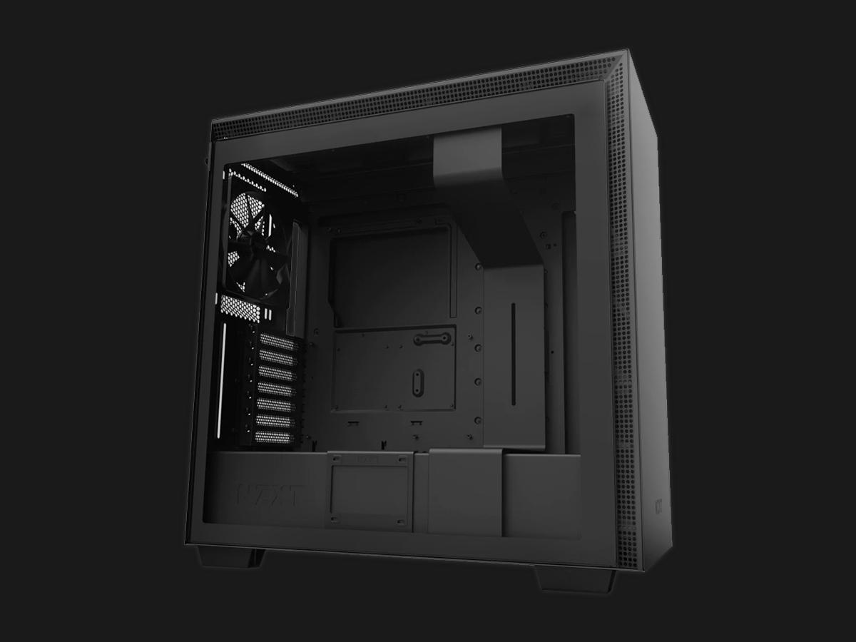 NZXT H series H710 sort