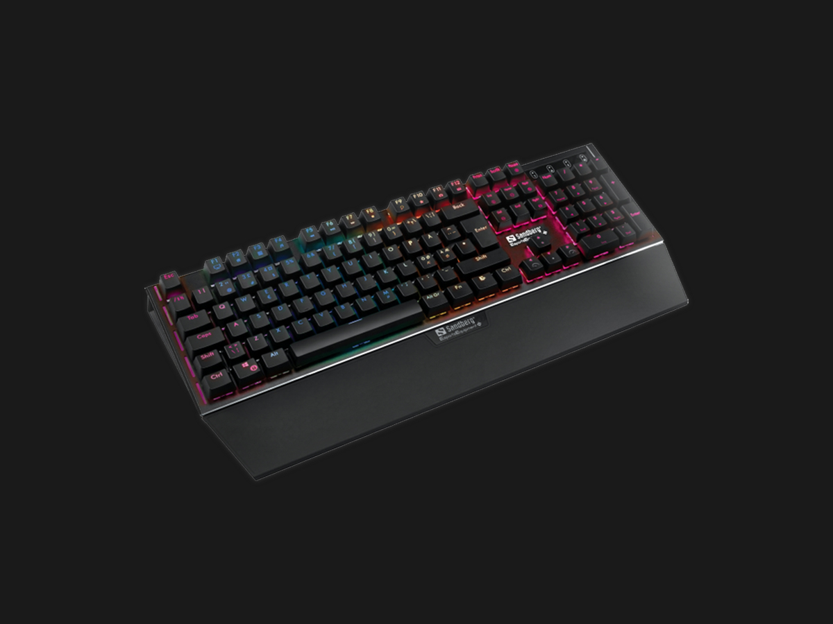 Sandberg FireStorm Mekanisk Keyboard