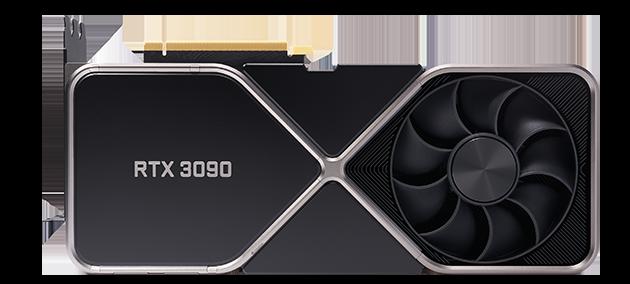 Nvidia geForce RTX 3090 24GB