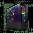 NZXT H series H510 Elite matt black