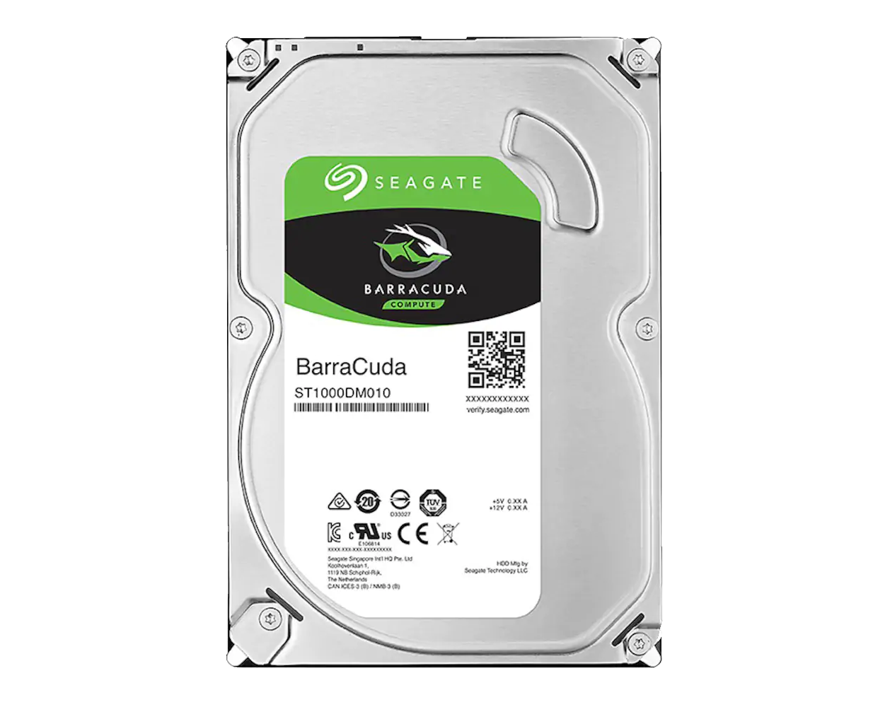 Seagate HDD 500GB 3.5″