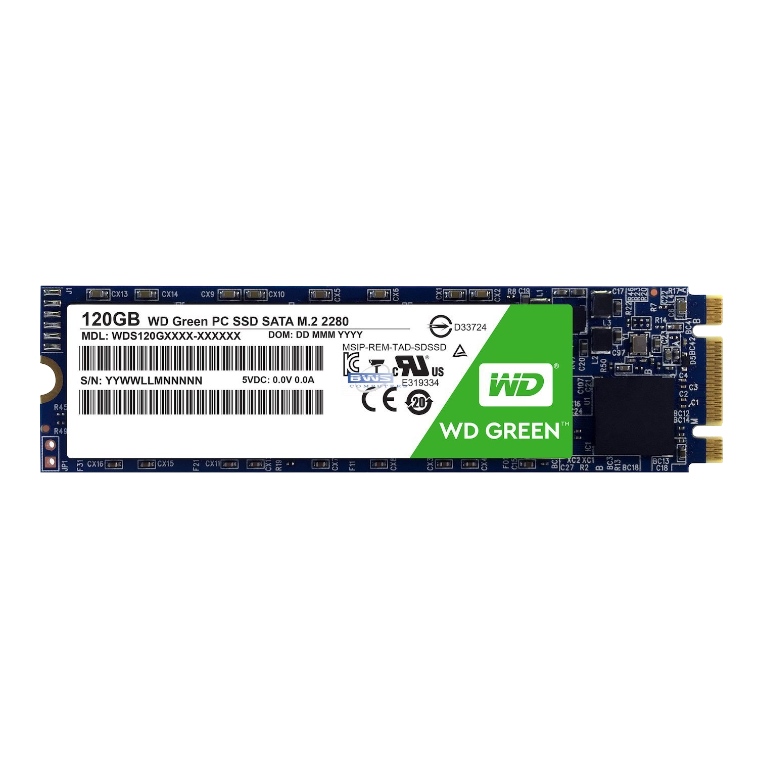 WD Green M2 SSD 240GB